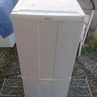 ハイアール 138L 冷凍冷蔵庫 11年製