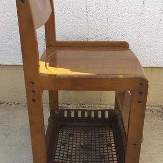 無料 学習机用椅子