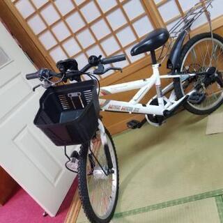 自転車  13日の日曜までに取りにきて頂ける方