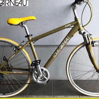 ルイガノ LOUIS GARNEAU TR1 クロスバイク