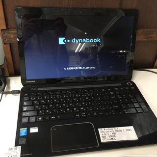 東芝 ノートパソコン T554/45LB