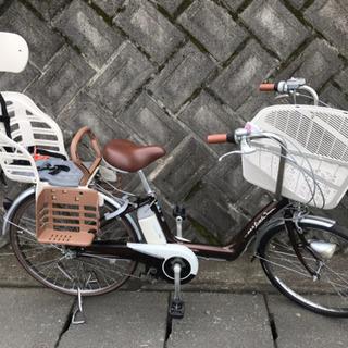 159電動自転車ヤマハパスリトルモア 4アンペア