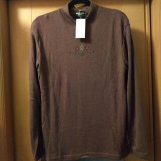 紳士ミチコロンドンハイネックセーター新品