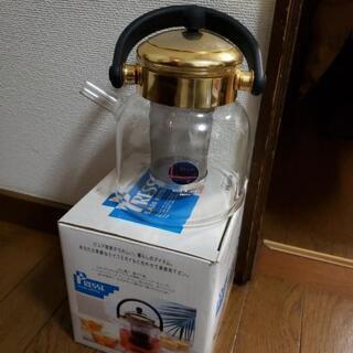耐熱 ガラスケトル