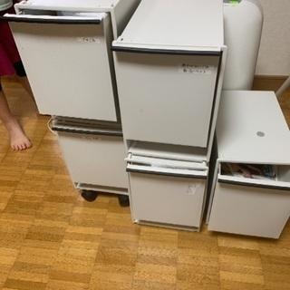 《決まりましたので終了します》重ねられる仕分けゴミ箱 無料 − 北海道