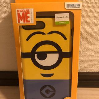 ♪ミニオンiPhone 8 Plus ケース♪