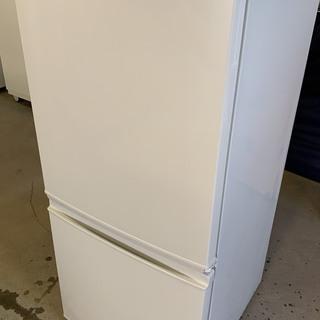 SHARP 2ドア冷蔵庫 137L 2016年 美品