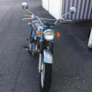 昭和43年 ホンダcl350 最初期 k0