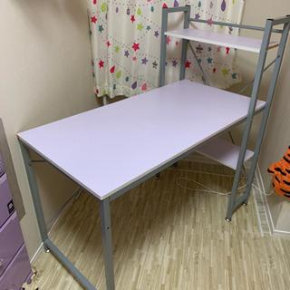 ガーリーな 机 テーブル
