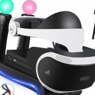 新品 PSVR スタンド VRゴーグル スタンド VRヘッドセッ...