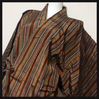【未使用】羽織り 作務衣 ◆❖◇◇❖◆和エスニック アジアン 和...