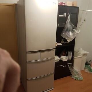 2011冷蔵庫426LパナソニックNR-ETR435-H 15000円