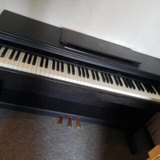 ジャンク YAMAHA電子ピアノ