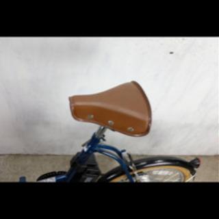 スィスィ電動アシスト自転車です。