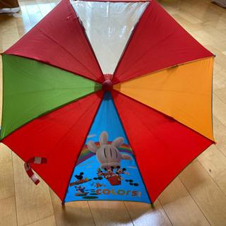 ミッキーマウスの傘