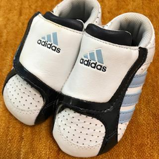 adidasベビーシューズ(11cm)