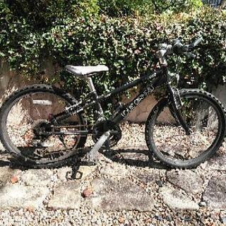 ルイガノ18段変速 ジュニア 自転車