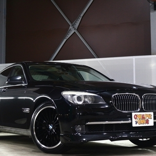 【車検2年付】  BMW 740i 新品20アルミ/新品タイヤ/...