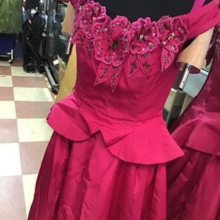 アルファブランカ カラードレス
