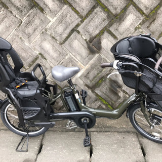 172電動自転車ヤマハパスキッス20インチ充電器なし