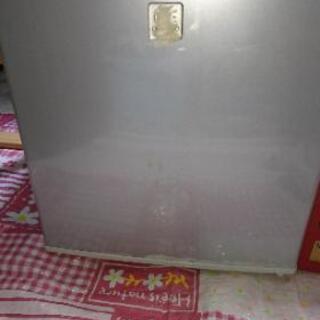 【中古】1ドア冷蔵庫