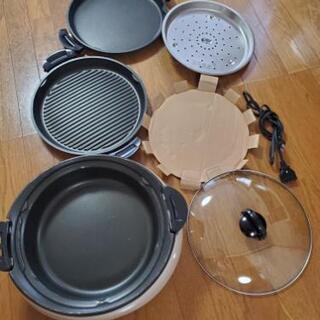 グリル鍋セット