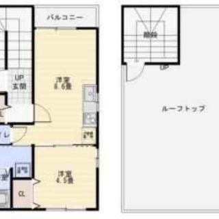 新築アパート♫事務所使用も可能♫美容系や各種事務所に最適♫…