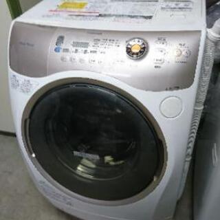 ドラム式洗濯乾燥機9kg