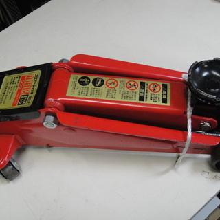 DANZ(ダンツ) フロアージャッキ 油圧式 最大荷重2t タイ...