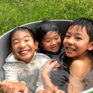 【2021年、8〜9月】ボランティア募集!子どもキャンプ
