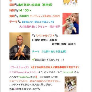 犬犬義塾セミナー&ワークショップ