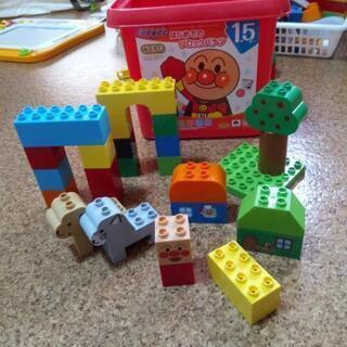 はじめてのブロックパズル アンパンマン