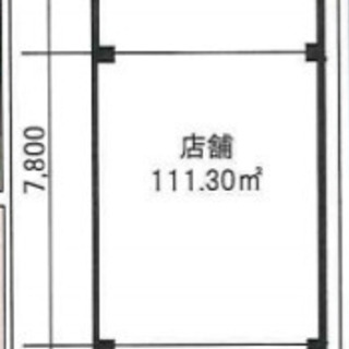 希少1階テナント♫尼崎中央商店街で好立地♫ダンススタジオや物販、...
