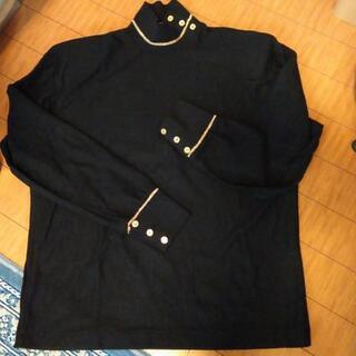 婦人ハイネックセーター新品