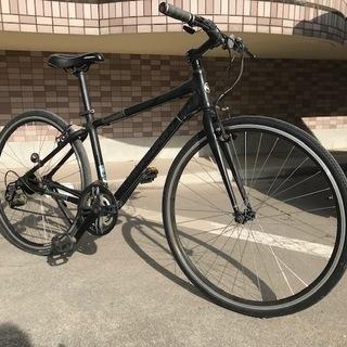 アルミクロスバイク マルキン自転車 700×32c 3×7 21...