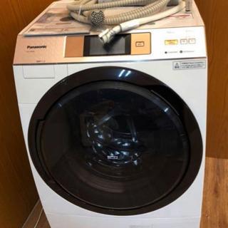 綺麗【2016年製】Panasonic ドラム式洗濯乾燥機 10...