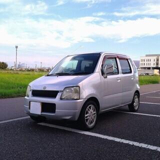【128000円】車検令和3年12月まで スズキ ワゴンR キー...