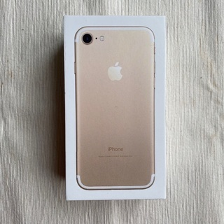 iPhone7 Gold 32GB SIMフリー