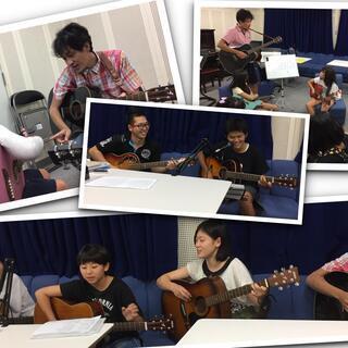 ★小学生から大人まで★初心者大歓迎!!宗像市近辺でギターを習うな...