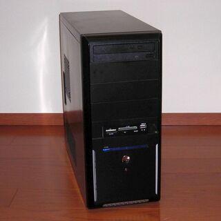 【商談中】中古自作デスクトップ (C2Extreme QX6700)