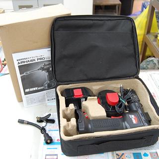 AIR HAWK PRO/エアホークプロ 充電式エアコンプレッサ...