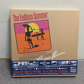 The Endless Summer  DVD BOX