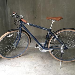 美品 クロスバイク シークレットコード700 自転車