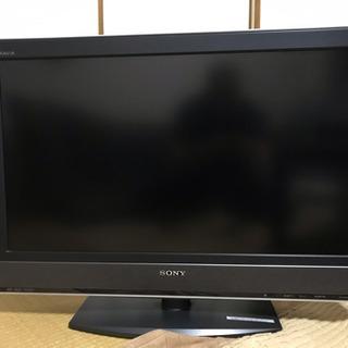ソニーテレビ32インチ?