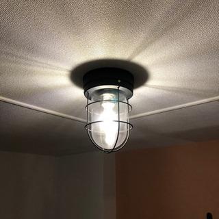 シーリングライト  led電球付き