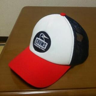 CHUMS帽子  美品