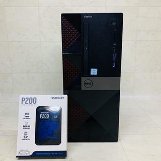 爆速】Dell ディスクトップPC i7-7700 第7代i7