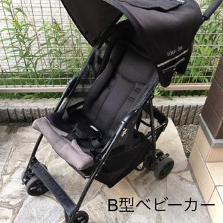 商談中☆B型ベビーカー リッチェル リベラフルエ