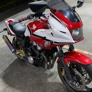 バイク cb400SBボルドール VTEC