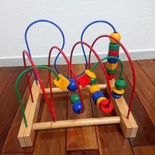 ルーピング 知育玩具 木製おもちゃ